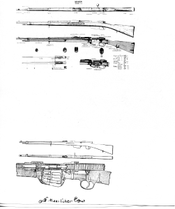 crownprincerudolphwordpress.files.wordpress.com/2015/02/blueprints-of-mannlicher-prize-winning-gun-which-bismarck-ripped-off-for-his-commission-rifle-which-blew-up-during-war-games-When-rudolph-and-mannlicher-realized-their-prizing-winning-gun patent had been looted ---along with mauser and lebel and rubin they were enraged.  That made the Spandau rifle a Frankenstein gun. no wonder it was blowing up ---- But Bismarck was not confessing all to willy. --- Willy strutted and boasted during the war games while insulting the entire Viennese army in general and francis joseph and Rudolph in particular..jpg