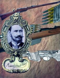 manlicher gun designer