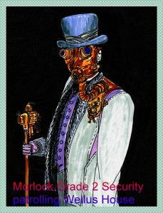 morlock 2 security partrolling wellus house-