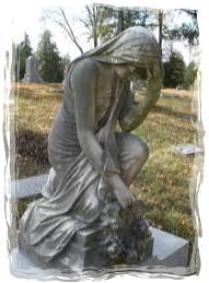 mourning 4-framed