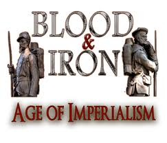 bismarck iron & blood imperial second reich