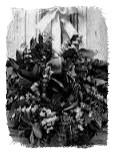 funeral flowers v 1-framed