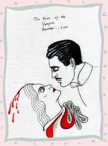 love 7 death 3-framed