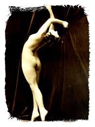 mary nude 16-framed