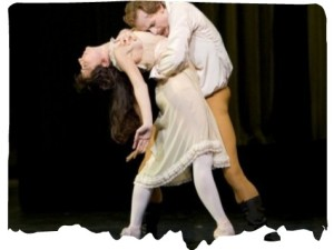 mayerling ballet 6-framed