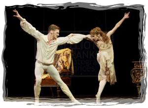 Mayerling ballet 8-framed