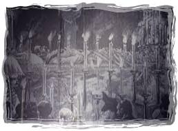mourning rudolph tabbau-framed