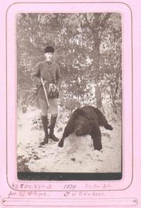 rudolph hunting bears