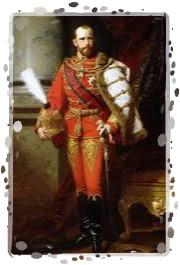 rudolph in red uniform- 18framed