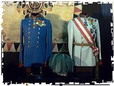 war games rudolph uniforms framed