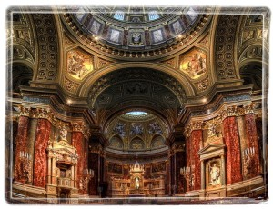 empire -budapest church-