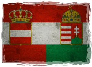 empire duel monarchy flag-
