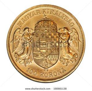 empire magyar coin