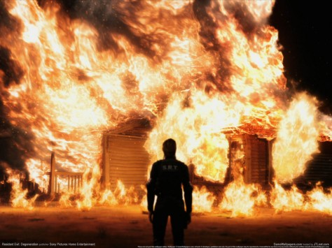 arson fireman