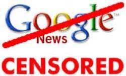 censhorship google