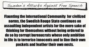censorship swedish political correctness