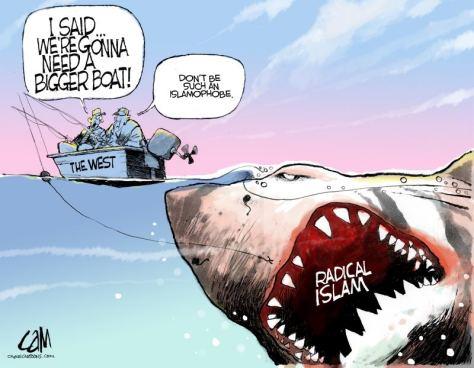 crusades bigger boat radical islam