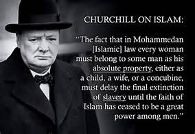 crusades churchill quote