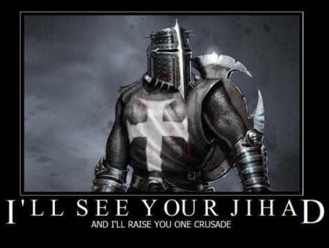 crusades templarjihad