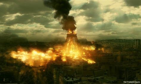 destruction paris