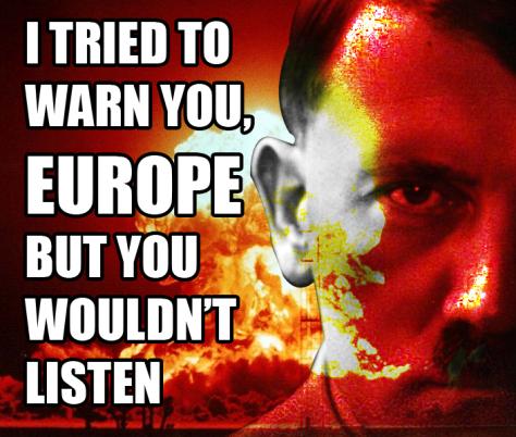 eurabia i tried to warn you