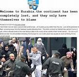 eurabia ony themslef to blame