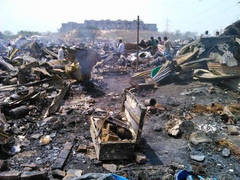 Fire-in-Slum_Masoodpur