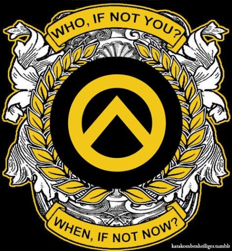generation identity logo