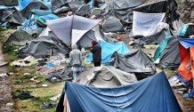 green park camp slums