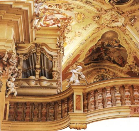 lost europe baroque-opera house