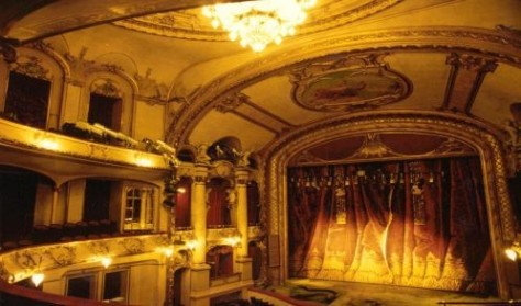lost europe theatre-interior