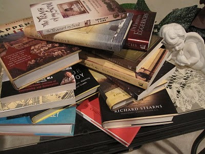 manison piles of books 003