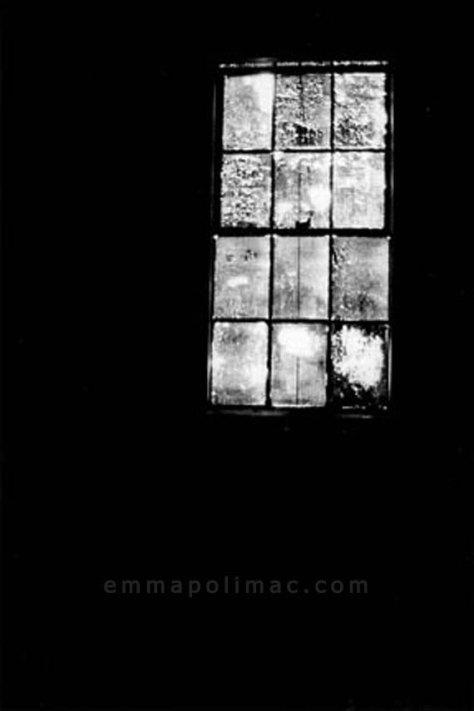 mansion window