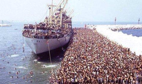 migrant invasion-islamique