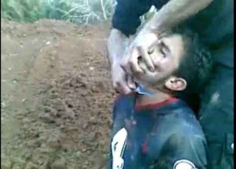 migrant murdering someone