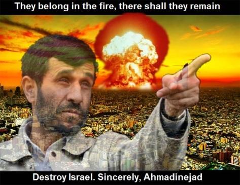 Nuclear declaration of islamic war