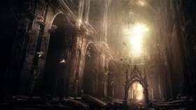 ruined churches