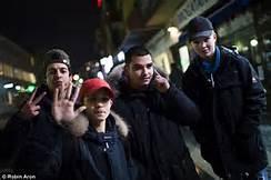 migrant drug gangsters