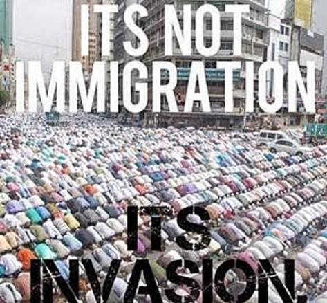 migrant invasion 2
