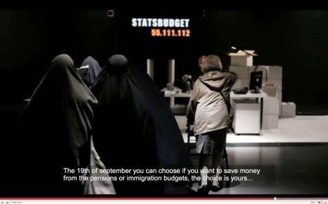 Screenshot Youtube / Schwedendemokraten / Sweden Democrats
