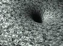 migrants devouring money into bankrupty