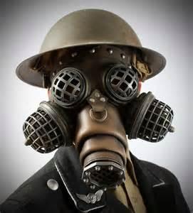 morlock steampunk man