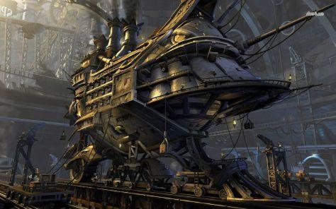 morlock train