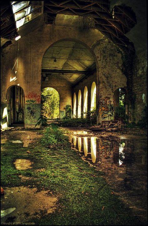 morlocks ruines